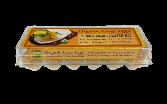 Sunshine Farms Organic Large Dozen